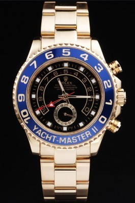 Gold Stainless Steel Band Top Quality Rolex II Luxury Watch 238 5151 Rolex Replica Cheap