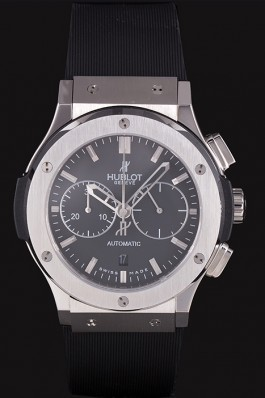 Swiss Hublot Classic Fusion Black Dial Stainless Steel shb04 621397 Hublot Replica Watch